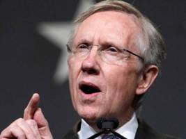 Reid Accuses Cruz of Using Illegal Immigrant Children as Chips in 'High Stakes Poker'