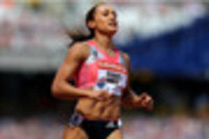 Olympic champion Jessica Ennis-Hill becomes a mum