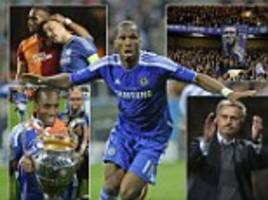 Didier Drogba can still have part to play at Jose Mourinho's Chelsea