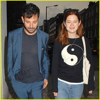 Bonnie Wright On Dating Older Boyfriend Simon Hammerstein: 'No One Comments' On The Age Difference