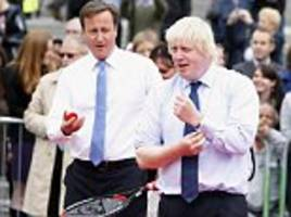 Tories pressured to give back £160k from Putin minister's wife to play tennis with Boris and Dave