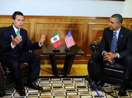 Obama Again Tells Mexican President: No Amnesty for Migrants