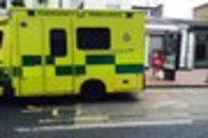 Elderly woman hit by car in Tunbridge Wells town centre