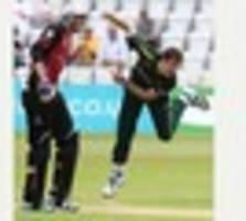 Notts Outlaws v Somerset: Royal London Cup match report