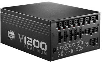 cooler master v1200 platinum -- a shockingly great power supply unit [review]