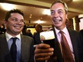 Farage to target Boris over migrant amnesty if Tories use London mayor as 'Ukip killer' at the General Election