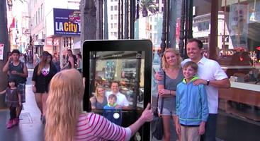 Jimmy Kimmel takes on 12.9-inch iPad in latest skit