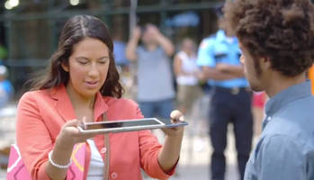 new galaxy tab s voxpop ad continues samsung's assault on apple