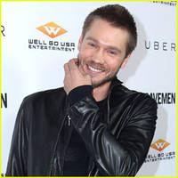 Chad Michael Murray Books 'Agent Carter' Role