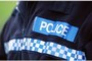 Suspected Trowbridge thief jumps from 2nd floor window to escape...