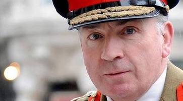 Scottish independence: Storm over Lord Dannatt's 'betrayal of soldiers' comments