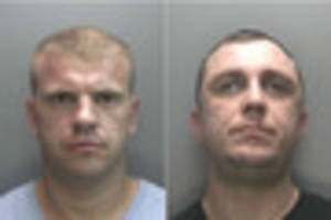 Two jailed for knife-point robbery at a Boston convenience store