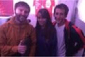 Inbetweeners star James Buckley wows crowds with DJ set at Flag...