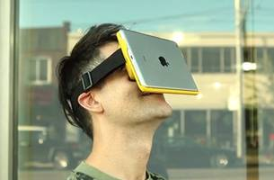 you can now wear your ipad on your face