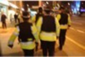 Live booze crime updates tonight as Plymouth police take to...