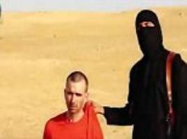 hunt for jihadi john leads to london suburb: british terrorist 'has been identified and comes from south london suburb'