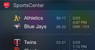 make the most of notification center widgets in ios 8