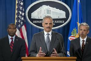 US Attorney-General Eric Holder will step down after a contentious six years