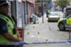 'Blood on pavement' after 'assault' outside Turkish Food Store in...