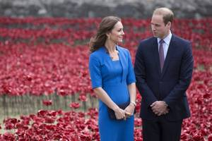 Prince William and Kate: Tabloid Saying Duchess in Feud with Camilla Parker-Bowles