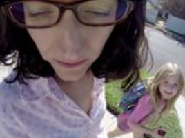 'Your tummy looks like a bagel... can I have your iPad when you die?' Mom records her four-year-old daughter's array of unwitting insults