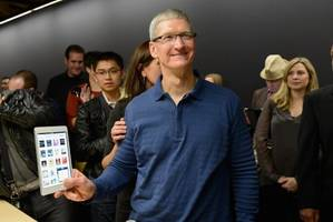 apple to add gold-coloured ipad to boost sales