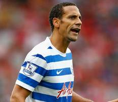england team treat their players like babies: rio ferdinand