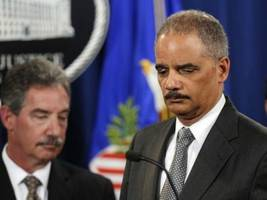 Eric Holder's Top Deputy Resigns Amid Revelation Fast and Furious Guns Used in Phoenix Crime