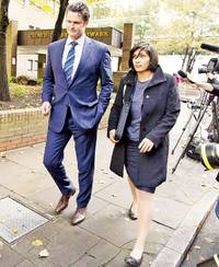 Chris Cairns in court on perjury charge
