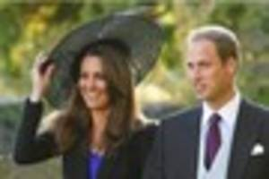 Kate Middleton and Prince William reveal April as baby's due date