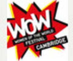 Cambridge News published Sunday is going to be WOW for women at Festival of Ideas event