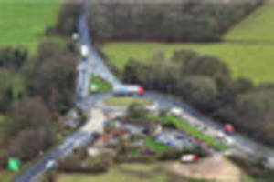 A417 Missing Link solution tipped to be included in George...
