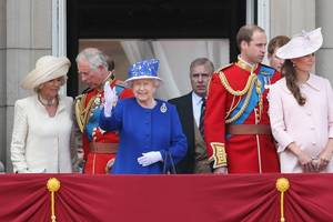 Queen Elizabeth Objects to Prince William Wanting to Name His and Kate Middleton's Baby Diana, Report Claims