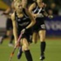 Hockey: Black Sticks falter