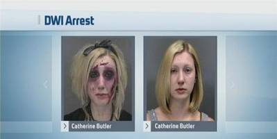 Police Arrest Same Woman For Driving Drunk Twice In One Night (Photos)