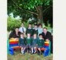 St Francis School in Falmouth wins friendship bench