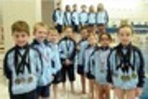 City youngsters out to make a splash in the diving world