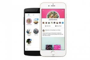 Facebook Launches New App for Its Groups Feature