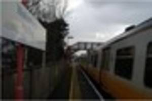 Yalding  train station attempted rapist sentenced to seven years...