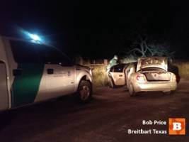Illegal Immigrant Numbers Increasing in Texas County -- 80 Miles From Border