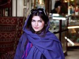 British woman jailed for watching volleyball match in Iran has been freed on bail, say her family