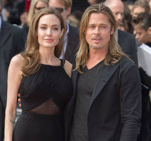 Angelina Jolie Blows Off Divorce Rumors, Opens Up About Marriage to Brad Pitt