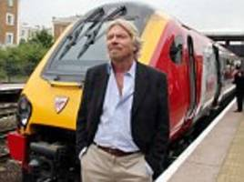 East Coast main line deal gives Virgin Trains control of BOTH main routes from London to Scotland