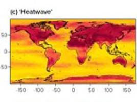 Heatwaves, floods and droughts to become more common, warns report