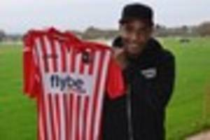 clinton morrison signs for exeter city on non-contract terms...