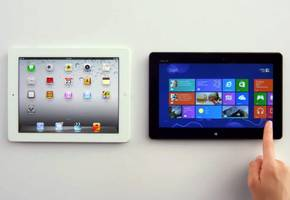 when ipads fall, windows tablets rise