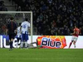 Porto 0-2 Benfica: Lima double gives Eagles lift-off as errors hand visitors first win at Estádio do Dragão for seven years