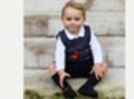 The sold out Cath Kidston jumper worn by Prince George to go on...