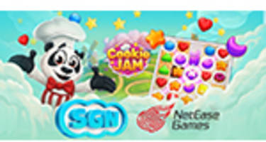 SGN and NetEase Team Up to Bring Wildly Popular Game Cookie Jam to China