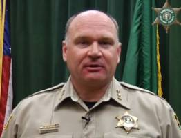 Sheriff Backs Deputy Who Said Military Gear Needed Because Of Armed 'Constitutionalists' (Video)
